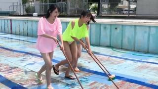 Rina Sawayama Swimsuit Bikini Gravure Bare Face Me007