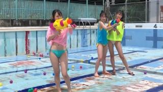 Rina Sawayama Swimsuit Bikini Gravure Bare Face Me017