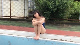 Rina Sawayama Swimsuit Bikini Gravure Bare Face Me020