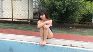 Rina Sawayama Swimsuit Bikini Gravure Bare Face Me021