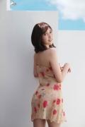 Mizuho Hata swimsuit bikini gravure 004