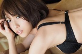 Mizuho Hata swimsuit bikini gravure 007