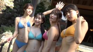 Swimsuit bikini gravure 2020 Mismaga hot spring training camp007