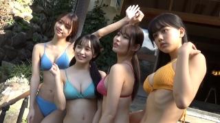 Swimsuit bikini gravure 2020 Mismaga hot spring training camp008