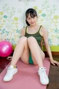 Sarina Kashiwagi Athletics Uniform002