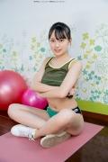 Sarina Kashiwagi Athletics Uniform003