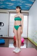 Sarina Kashiwagi Athletics Uniform044
