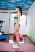 Sarina Kashiwagi Athletics Uniform045