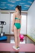 Sarina Kashiwagi Athletics Uniform046