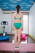 Sarina Kashiwagi Athletics Uniform047