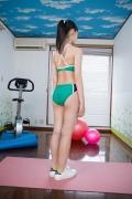 Sarina Kashiwagi Athletics Uniform048