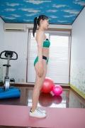 Sarina Kashiwagi Athletics Uniform049