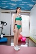 Sarina Kashiwagi Athletics Uniform050