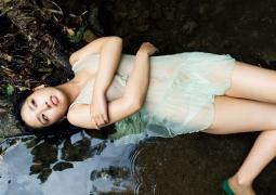 Aika Sawaguchi Swimsuit bikini gravure013