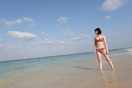 Haropro idol Miyamoto Karin gravure swimsuit picture006
