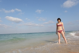 Haropro idol Miyamoto Karin gravure swimsuit picture007