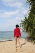 Haropro idol Miyamoto Karin gravure swimsuit picture016