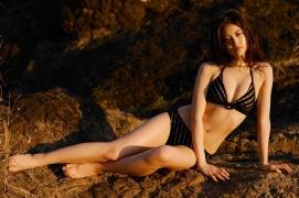 Misao Imada swimsuit bikini gravure034