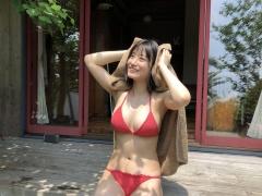 Rei Kaminishi swimsuit bikini gravure ew038