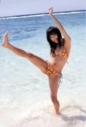 Nozomi Kawasaki Swimsuit Bikini Images003