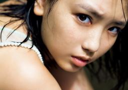 Aika Sawaguchi Swimsuit bikini gravure004