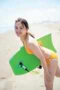 A woman in a bikini002