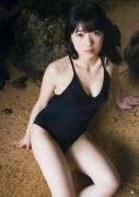 Riko Yamagishi gravure swimsuit images019