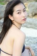 Black bikini Haropros beautiful girl Akari Uemura swimsuit gravure018