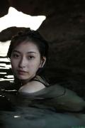 Black bikini Haropros beautiful girl Akari Uemura swimsuit gravure023