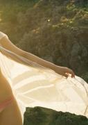 Aika Sawaguchi swimsuit bikini gravure under the sun 015