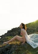 Aika Sawaguchi swimsuit bikini gravure under the sun 020