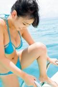 Aika Sawaguchi Swimsuit bikini gravure Sea fireworks 2020015