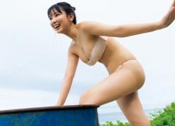 Aika Sawaguchi swimsuit bikini gravure011