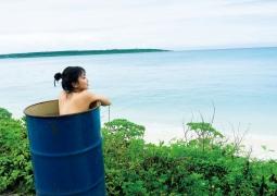 Aika Sawaguchi swimsuit bikini gravure015