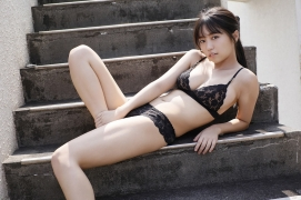 Yuno Ohara bewitching adult swimsuit gravure003