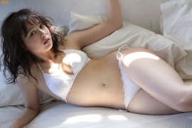 Knocked out by her cute charm in a swimsuit028