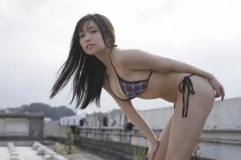 Yuno Ohara swimsuit bikini gravure Top runner in the gravure world007