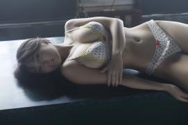 Yuno Ohara swimsuit bikini gravure Top runner in the gravure world035