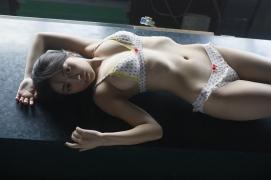 Yuno Ohara swimsuit bikini gravure Top runner in the gravure world036
