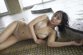 Yuno Ohara swimsuit bikini gravure New frontier024