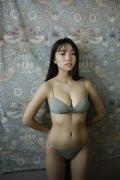 Yuno Ohara swimsuit bikini gravure New frontier028