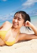 uuno Ohara Swimsuit Bikini Gravure 20 years old me Midsummer Beach 2019004