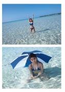 uuno Ohara Swimsuit Bikini Gravure 20 years old me Midsummer Beach 2019011