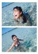 uuno Ohara Swimsuit Bikini Gravure 20 years old me Midsummer Beach 2019012