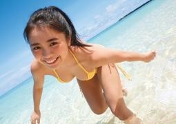 uuno Ohara Swimsuit Bikini Gravure 20 years old me Midsummer Beach 2019014