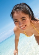 uuno Ohara Swimsuit Bikini Gravure 20 years old me Midsummer Beach 2019015