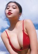 Yuuno Ohara swimsuit bikini gravure004