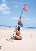 Yuuno Ohara Swimsuit Bikini Gravure 20 years old me Vol5 2019013