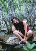 Yuuno Ohara Swimsuit Bikini Gravure 20 years old me Vol6 2019001