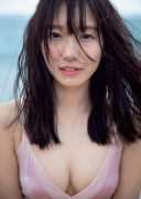 Shida Onda swimsuit bikini gravure Amazingly pure and natural active female college student 2021004